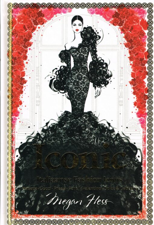 Iconic - 9789021570327 - Megan Hess