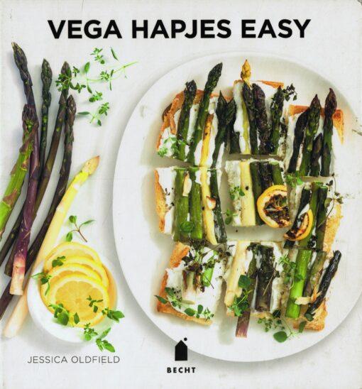 Vega hapjes easy - 9789023015826 - Jessica Oldfield