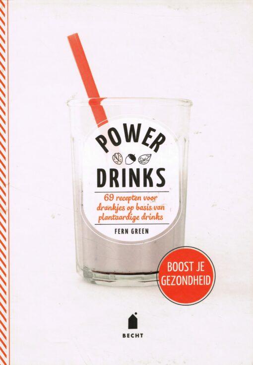 Power drinks - 9789023015833 - Fern Green