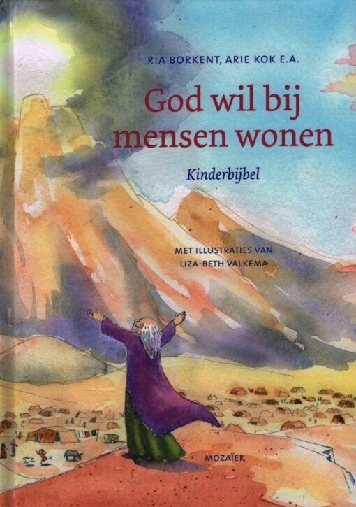 God wil bij mensen wonen - 9789023996934 - Ria Borkent