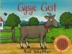 Gijsje Geit - 9789025762179 - Axel Scheffler