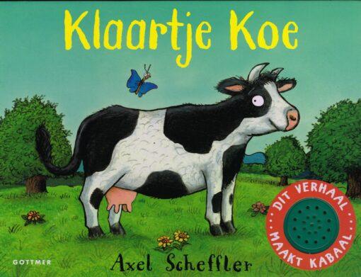 Klaartje Koe - 9789025765484 - Axel Scheffler