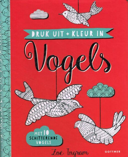 Vogels - 9789025766207 - Zoë Ingram