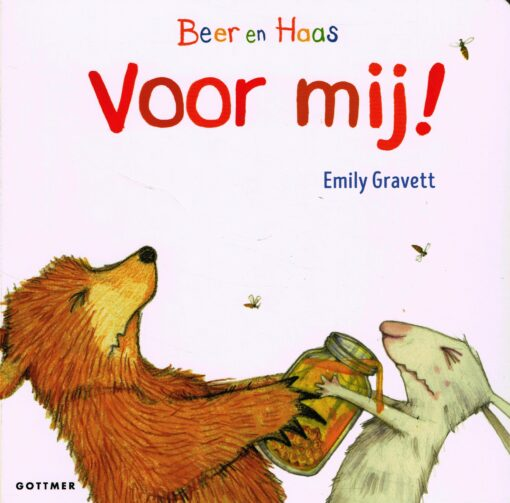 Beer en Haas - 9789025766726 - Emily Gravett