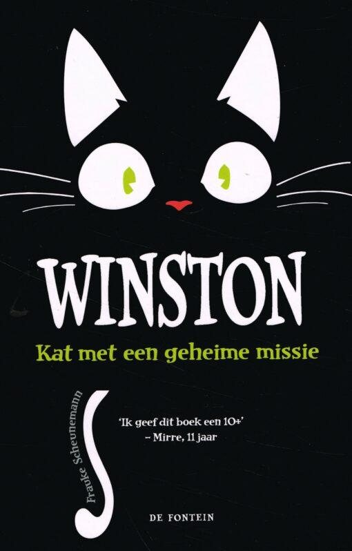 Winston - 9789026143748 - Frauke Scheunemann