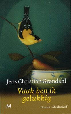 Vaak ben ik gelukkig - 9789029090124 - Jens Christian Grøndahl