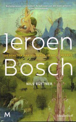 Jeroen Bosch - 9789029091367 - Nils Büttner