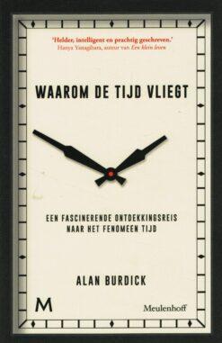Waarom de tijd vliegt - 9789029092128 - Alan Burdick
