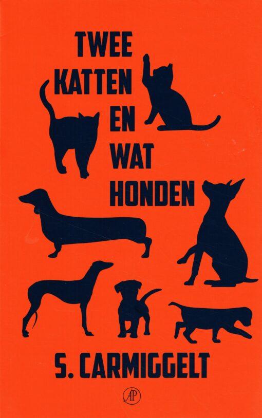 Twee katten en wat honden - 9789029510684 - Simon Carmiggelt