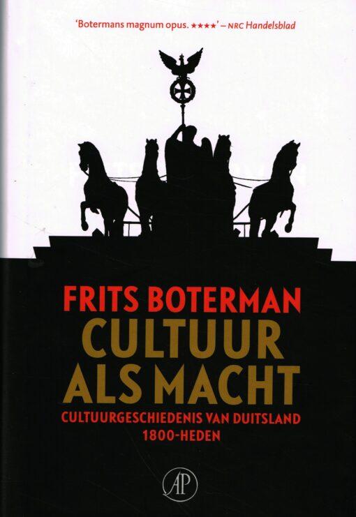 Cultuur als macht - 9789029586030 - Frits Boterman