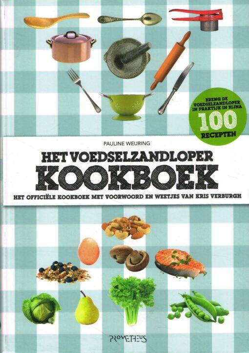 Het voedselzandloper kookboek - 9789035141070 - Pauline Weuring