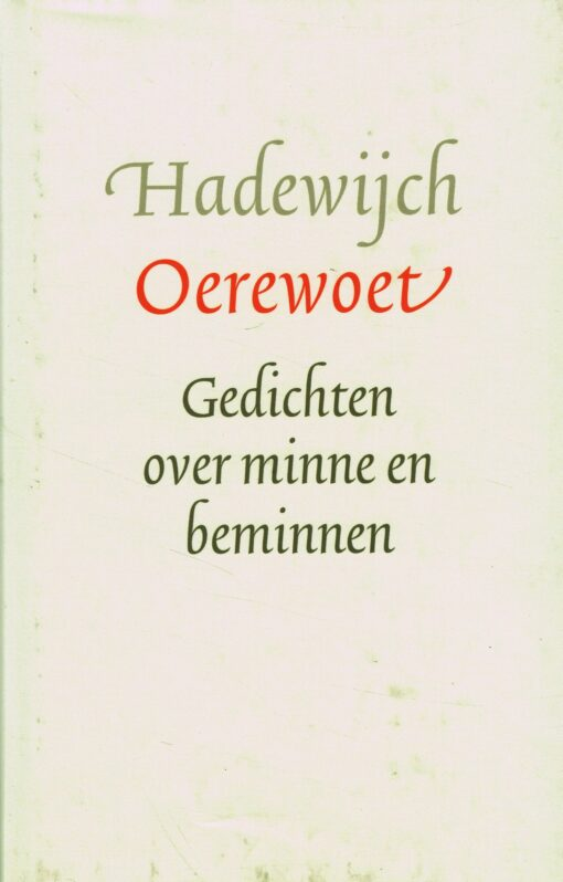 Oerewoet - 9789043530774 -  Hadewijch