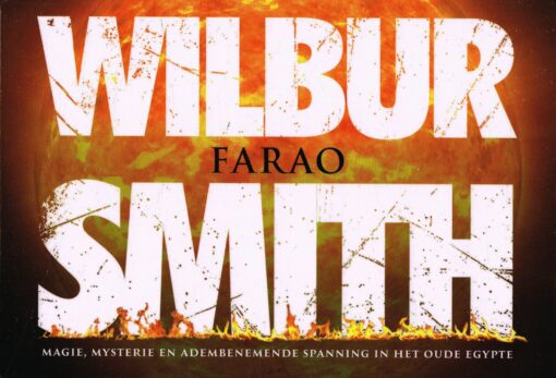 Farao - 9789049806330 - Wilbur Smith