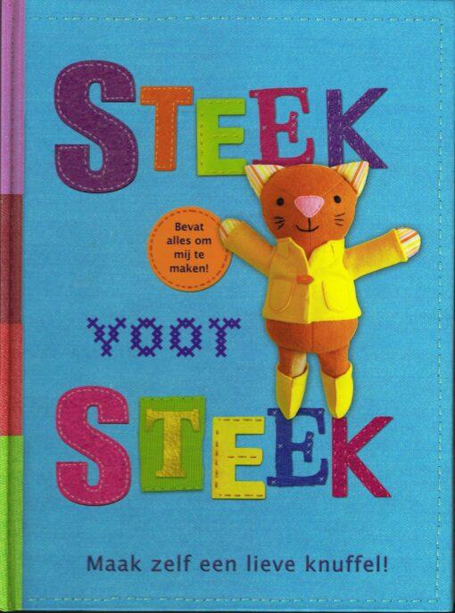 Steek voor Steek - 9789051163117 -