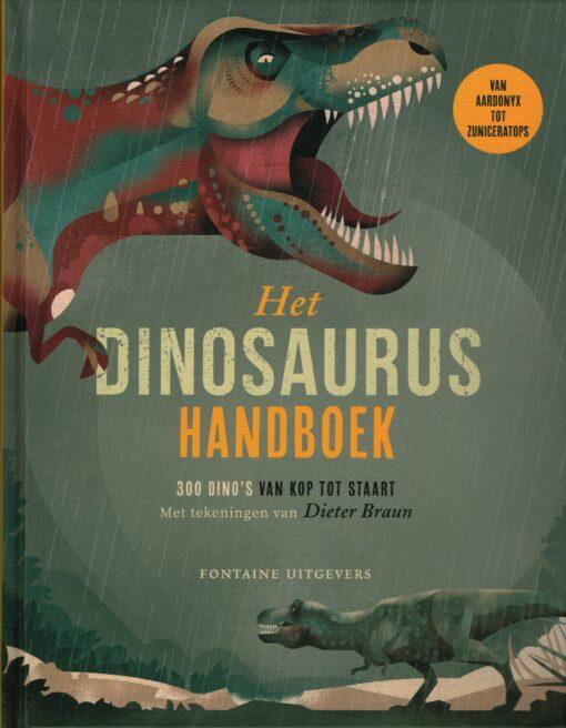 Het dinosaurushandboek - 9789059568693 - Dieter Braun