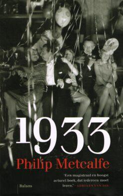 1933 - 9789460036040 - Philip Metcalfe