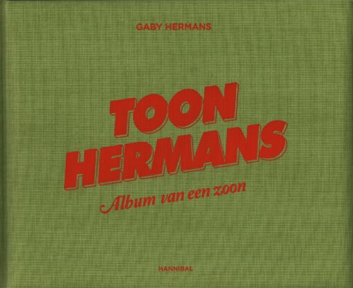 Toon Hermans - 9789492081742 - Gaby Hermans