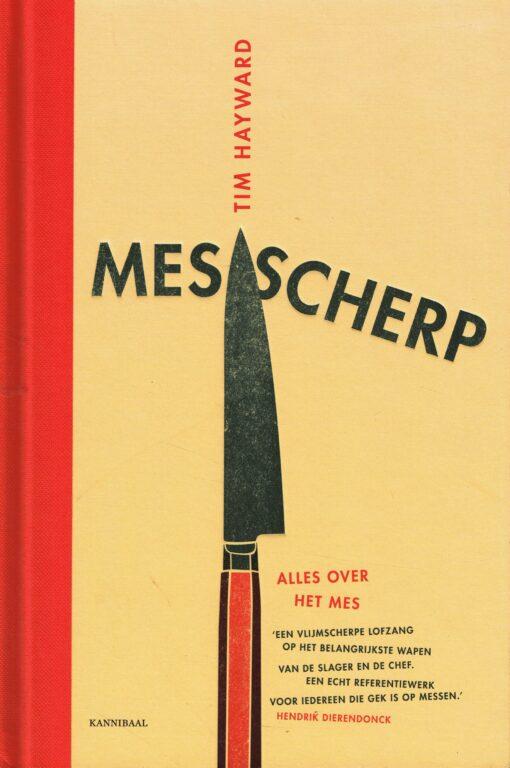 Messcherp - 9789492677013 - Tim Hayward
