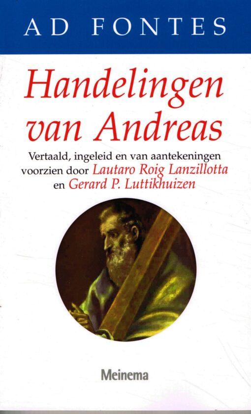 Handelingen van Andreas - 9789021141572 -