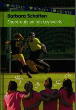 Shoot-outs en hockeytweets - 9789021675381 - Barbara Scholten