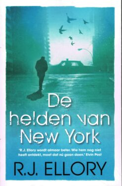 De helden van New York - 9789026133633 - R.J. Ellory