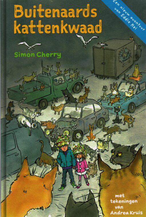 Buitenaards kattenkwaad - 9789026144271 - Simon Cherry