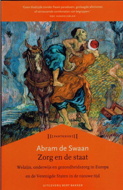 Zorg en de staat - 9789035126350 - Abram de Swaan