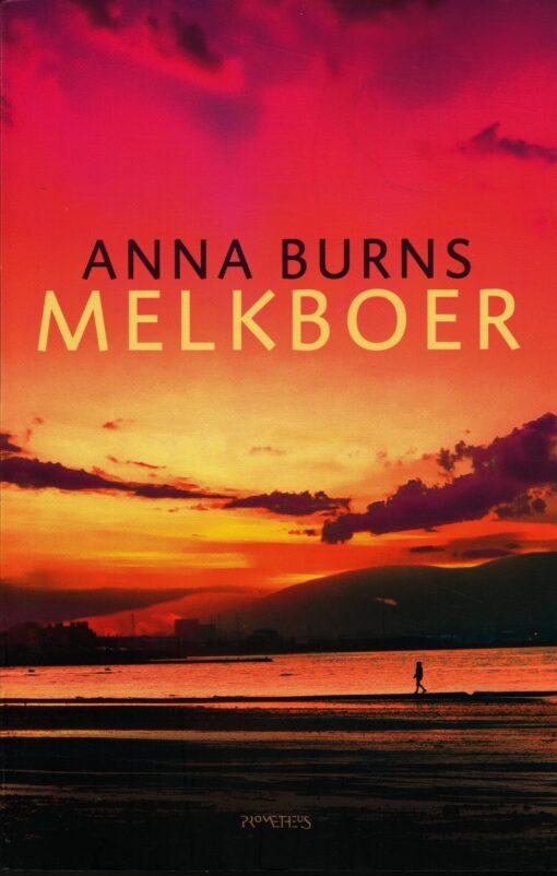 Melkboer - 9789044640793 - Anna Burns