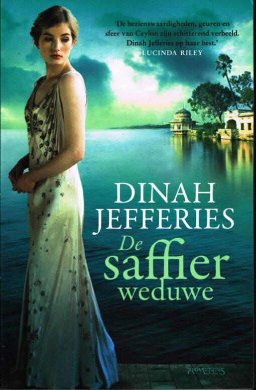 De saffierweduwe - 9789044642094 - Dinah Jefferies