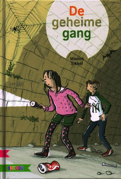 De geheime gang - 9789048729920 - Manon Sikkel
