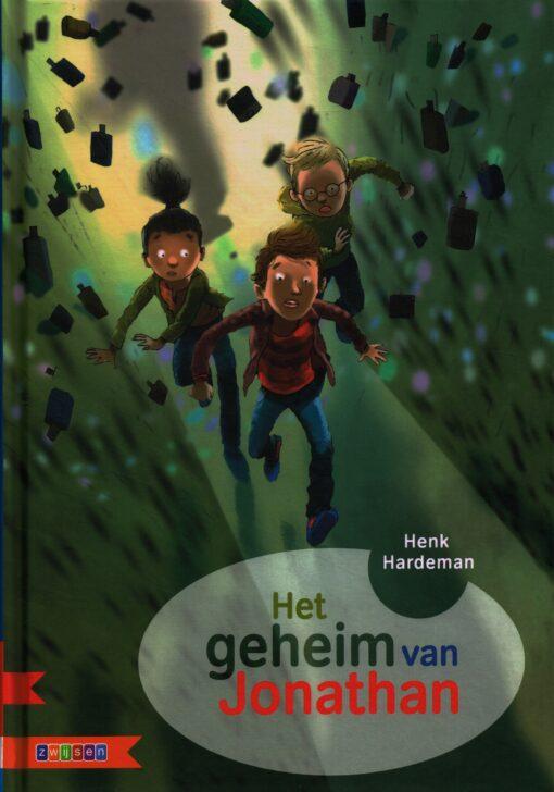 Het geheim van Jonathan - 9789048729944 - Henk Hardeman