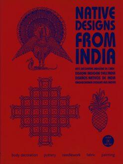 Native Designs from India - 9789081054362 - Maarten Hesselt van Dinter