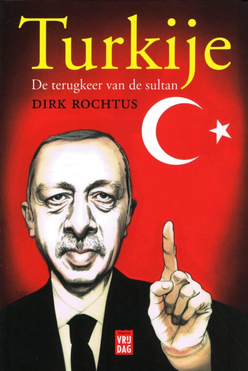 Turkije - 9789460014857 - Dirk Rochtus