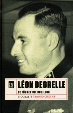 Léon Degrelle - 9789460015939 - Bruno Cheyns