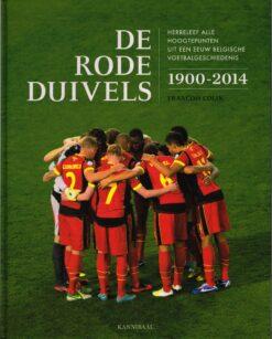 De Rode Duivels - 9789491376771 - François Colin