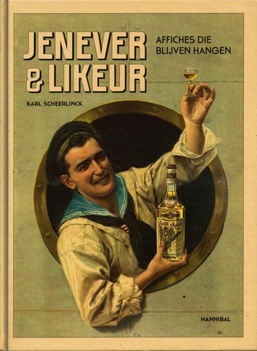 Jenever & likeur - 9789492081704 - Karl Scheerlinck