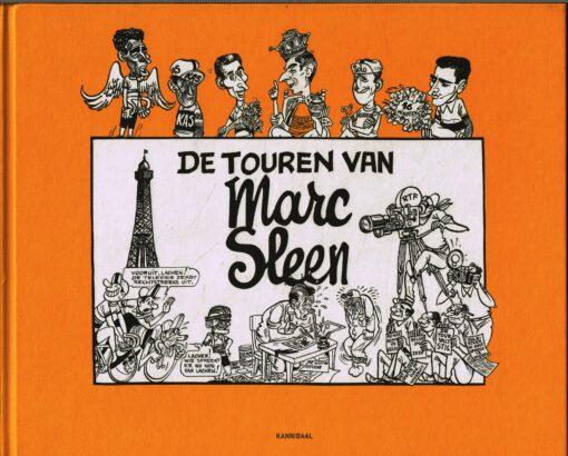 De touren van Marc Sleen - 9789492081988 - Marc Sleen