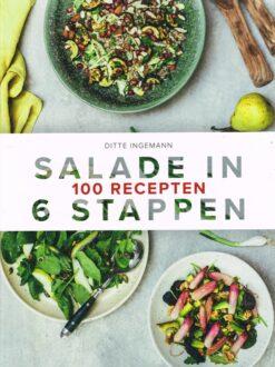 Salade in 6 stappen - 9789021572833 - Ditte Ingemann