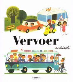 Vervoer - 9789025758257 - Alain Grée