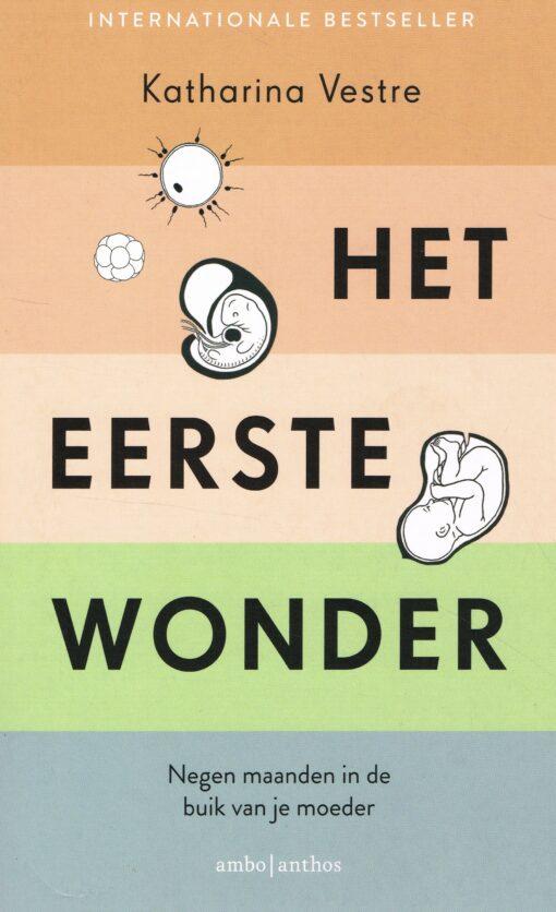 Het eerste wonder - 9789026345043 - Katharina Vestre
