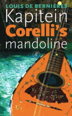 Kapitein Corelli's mandoline - 9789029538428 - Louis de Bernières
