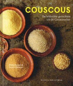 Couscous - 9789038805979 - Nadia Zerouali