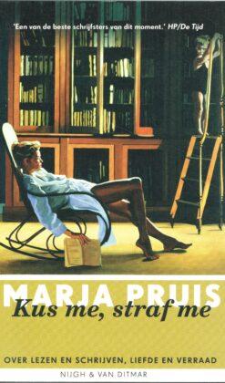 Kus me, straf me - 9789038893891 - Marja Pruis