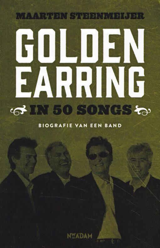 Golden Earring - 9789046822524 - Maarten Steenmeijer