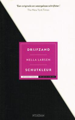 Drijfzand | Schutkleur - 9789046822951 - Nella Larsen