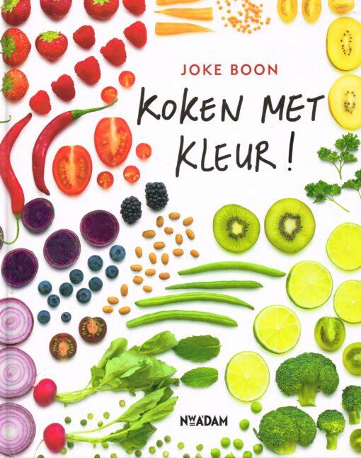 Koken met kleur! - 9789046823590 - Joke Boon