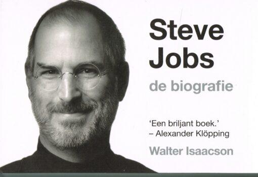 Steve Jobs - 9789049805562 - Walter Isaacson