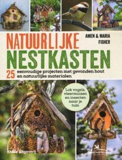 Natuurlijke nestkasten - 9789050116206 - Amen Fisher