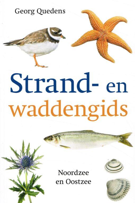 Strand- en waddengids - 9789059568402 - Georg Quedens