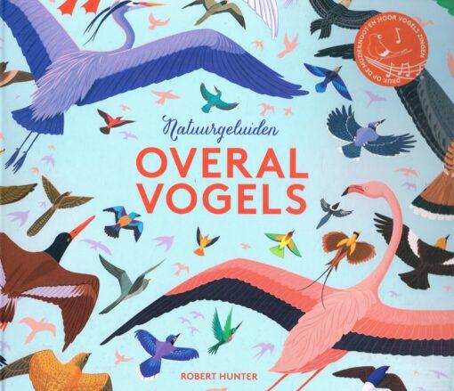 Overal vogels - 9789059568617 - Robert Hunter
